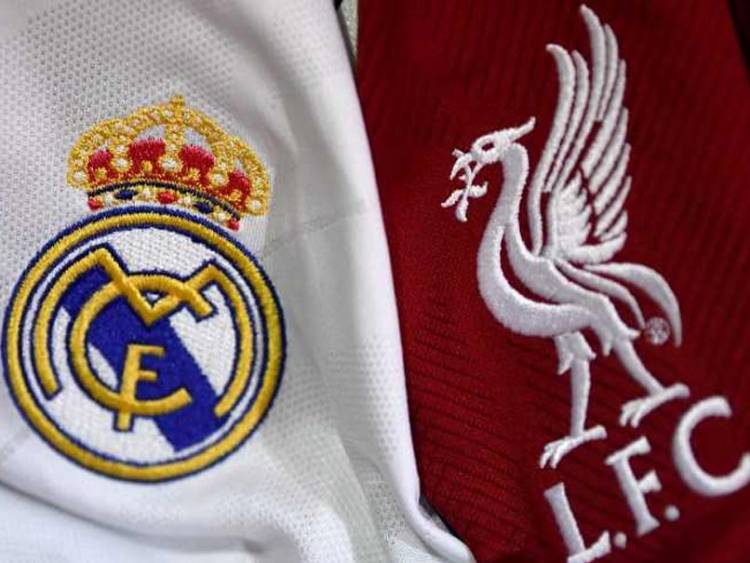 Final Ideal Champions, Real Madrid vs Liverpool